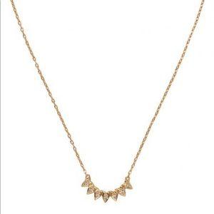 Stella and dot Aurora necklace